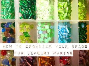 How to organize your beads